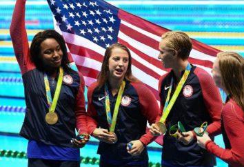 A ciekawi przypadki, zielone włosy i niezwykłe rekordy na olimpiadzie w Rio