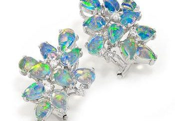 Tajemniczy opal. właściwości kamienia