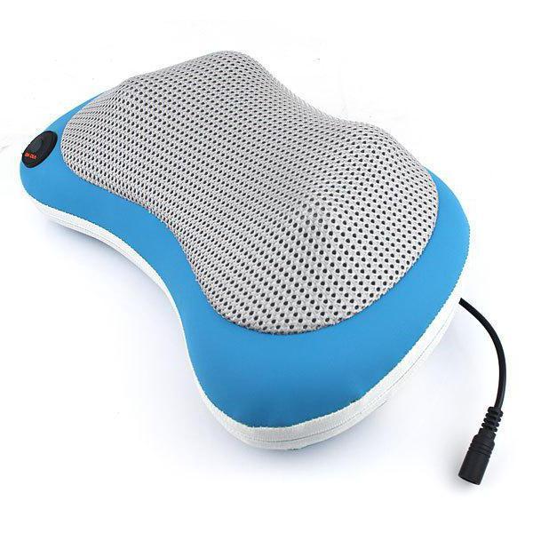 Cuscini Massaggianti Controindicazioni.Cuscino Di Massaggio Per Il Collo E Le Spalle Recensioni Foto