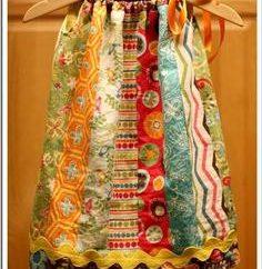 O vestido dos materiais à mão: como ser criativo em sua vida diária