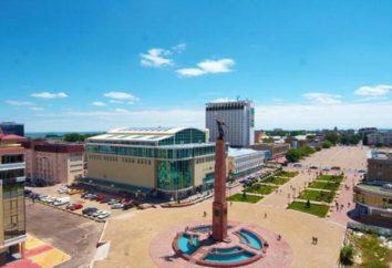 ville de Stavropol – la capitale du territoire de Stavropol. Histoire, curiosités, photos