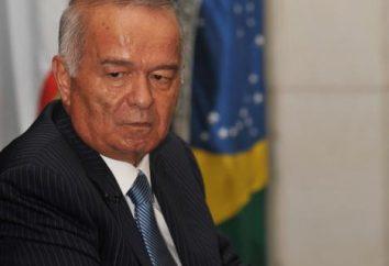 Biografía de la familia Islam Karimov
