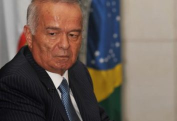 Biographie Islam Karimov Familie