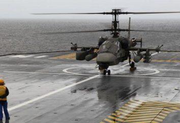 """Ka-52K """"Katran"""": caratteristiche, foto"""