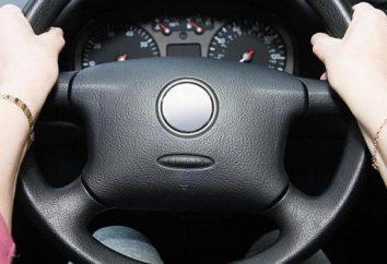 """Guma pisk podczas skręcania kierownicy w miejscu – """"Skoda"""", """"Logan"""", """"Priora"""", """"Volkswagen"""""""
