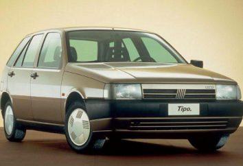 L'histoire de la voiture « Fiat Tipo »: le retour de l'ancien nom avec un nouveau look