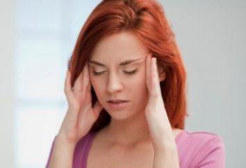 Throbbing nella sua testa: cause, sintomi, il trattamento