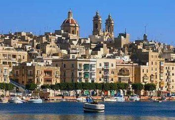 Krótko na wyspie Malta. Recenzje i porady
