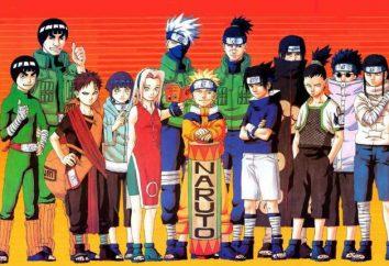 """""""Naruto"""": cargas como detalhamento do mundo"""