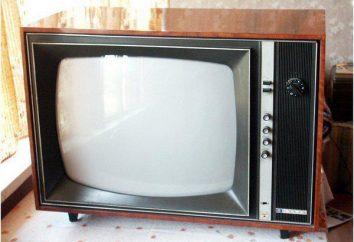 L'era della televisione. Il nome del primo televisore a colori in URSS