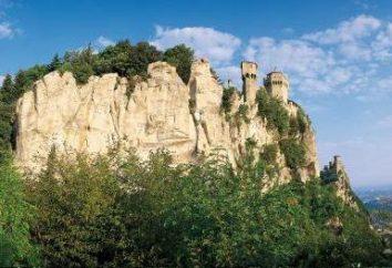 Republika San Marino: atrakcje, zdjęcia