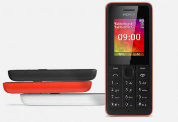 Nokia 107: doskonały trening