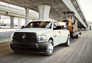 """Samochód """"Dodge Ram 3500"""" (Dodge Ram): specyfikacje, opinie i zdjęcia"""