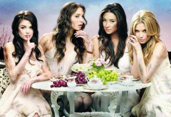 """Descripción de la serie """"Pretty Little Liars"""": las dos primeras temporadas, y el elenco de la serie"""