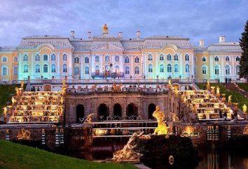 Jak dostać się do Peterhof: informacje praktyczne