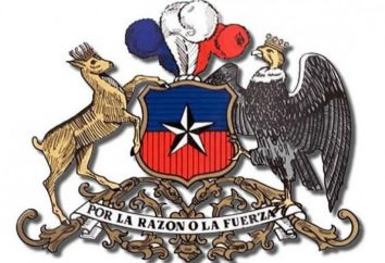 Qual é o brasão de armas do Chile?