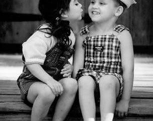sonho do livro. Por sonho de beijar um cara?