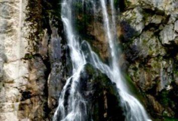 Abchazja Gegsky wodospad (foto)