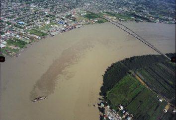 La capitale del Suriname – Paramaribo