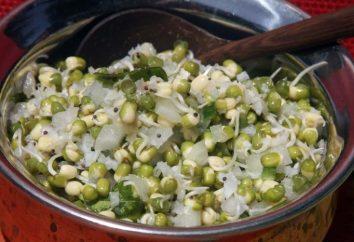 Mash – la recette de légumes exotiques