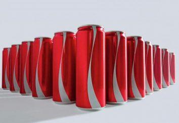 """Beliebtes kohlensäurehaltiges Getränk, und dessen Kaloriengehalt. """"Coca-Cola"""": Zusammensetzung und Schaden"""