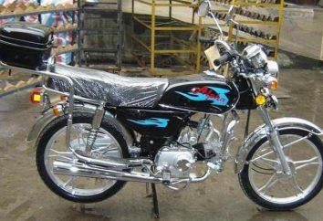 """Motocykle """"Alpha"""" (Alpfa): specyfikacje, opinie właścicieli, zdjęcie"""