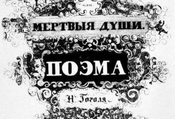 """A imagem dos proprietários de terras no poema """"Almas Mortas"""" (ver tabela). Características de proprietários no poema, NV Gogol"""