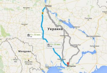 Kiev, Kherson: voyage à travers les étendues de l'Ukraine
