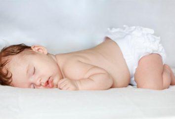 Combien de sommeil si un bébé nouveau-né?