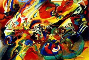 Artyści z 20. wieku. Rosyjscy artyści. Rosyjscy artyści 20. wieku