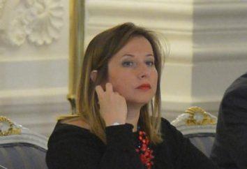 Natalya Timakova: biografia e vita personale