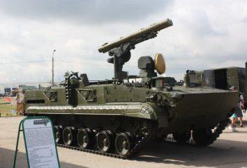 """""""Chrysanthemum"""" Waffen. Anti-Panzer-Raketen-System """"Chrysantheme"""""""