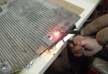 Spot spawanie kuchenkach mikrofalowych z rękami: na polecenie produkcyjnego
