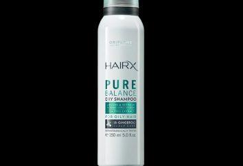"shampooing sec ""Oriflame"": avis, descriptions, prix"