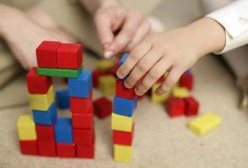 Algumas regras simples sobre como ensinar uma criança ao jardim de infância
