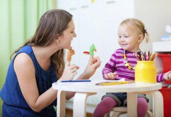 clases de terapia del habla para niños (2-3 años) en el hogar. clases de terapia del habla para niños de 2-3 años