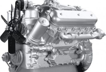 Motor YAMZ-236: características, dispositivo, ajuste