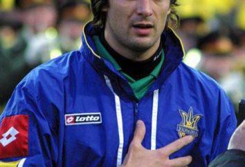 Olexandr Shovkovskiy – portero de Ucrania