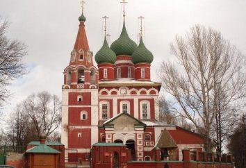 Eglise de l'Archange Michel, Yaroslavl: histoire, description et faits intéressants