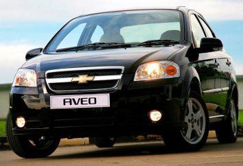 """Car """"Aveo T250"""" (Chevrolet Aveo T250): opinie, specyfikacje, ceny"""