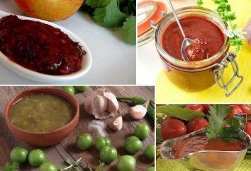 cucina nazionale dei popoli del mondo: salsa tkemalevy, la ricetta per la ricetta