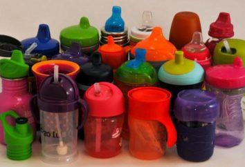 sippy tasses pour enfants: comment choisir et ce que vous devez savoir