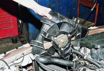 Wymiana radiatora w VAZ-2110. Instrukcje, powody zmiany. Budowa i działanie kaloryfera