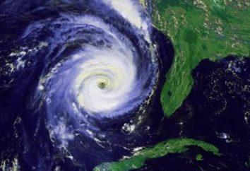 Qu'est-ce qu'un ouragan: court le terrible phénomène de la nature