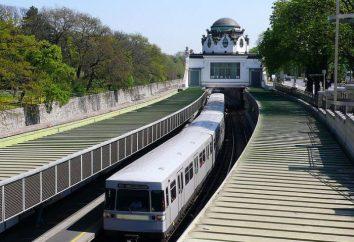 Wiedeń Metro: Program dla aktywnych turystów i osób poszukujących cichsze wakacje