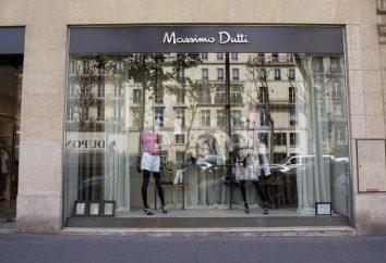"""""""Massimo Dutti"""" in Russia: gli indirizzi dei negozi"""