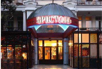 """Hotel """"Bristol"""" Yalta: a descrição, fotos, comentários de turistas"""