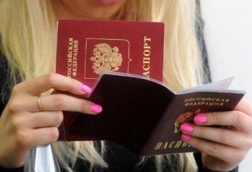 Qui délivre les passeports en Russie. Lieu de délivrance de passeport