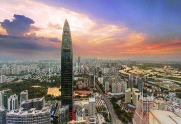 China, Shenzhen: Geschichte, Sehenswürdigkeiten, Fotos