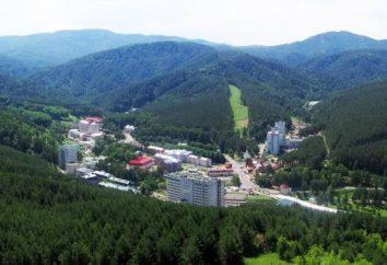 Belokurikha: attractions, photo, avis